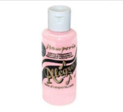 Stamperia Allegro -akryylimaali, sävy Pastel Pink