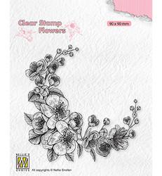 Nellie's Choice leimasin Blossom Corner