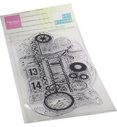 Marianne Design Art Stamps, Airplane -leimasin