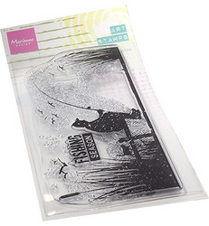 Marianne Design Art Stamps, Fishing -leimasin