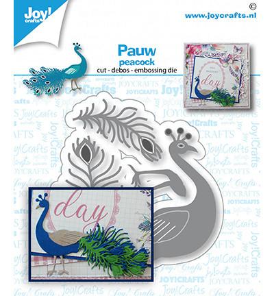 Joy! crafts Peacock -stanssi
