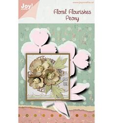 Joy! crafts Peony -stanssi