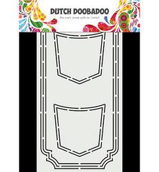 Dutch Doobadoo Slimline Jeans-sapluuna