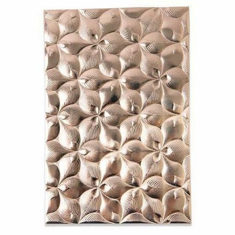 Sizzix 3-D Textured Impressions kohokuviointikansio Organic Petals