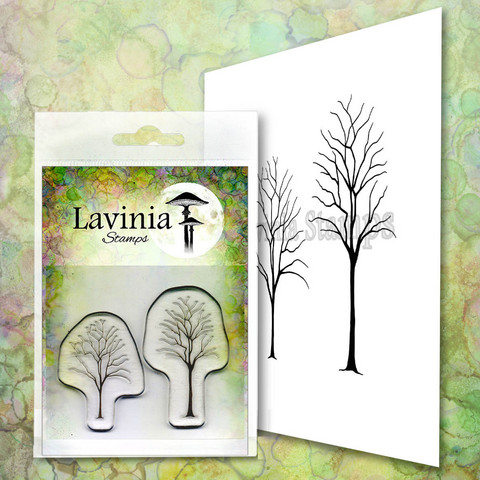 Lavinia Stamps leimasin Small Trees