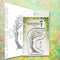 Lavinia Stamps leimasin Tree of Courage