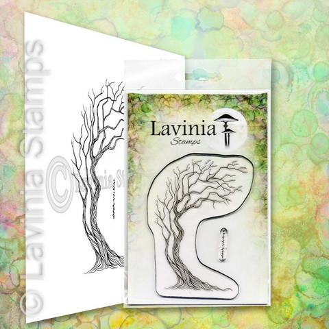 Lavinia Stamps leimasin Tree of Courage