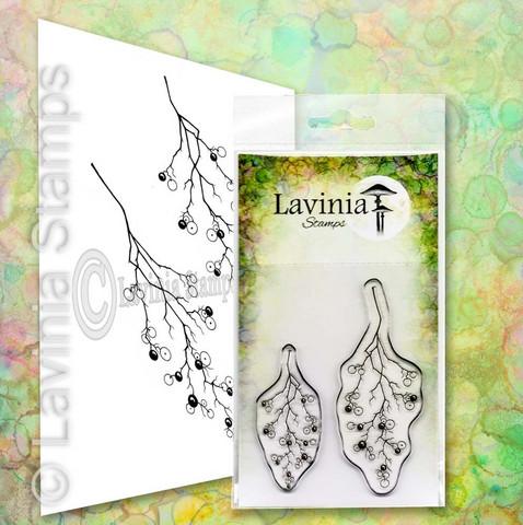 Lavinia Stamps leimasin Wild Berry