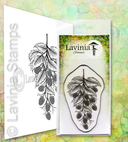 Lavinia Stamps leimasin Blackberry