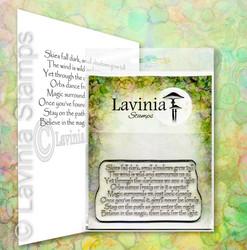 Lavinia Stamps leimasin Magic Surrounds Us