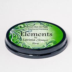 Lavinia Elements Premium Dye Ink -mustetyyny, sävy Pine