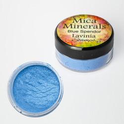 Lavinia Mica Minerals -jauhe, sävy Blue Splendour