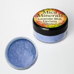 Lavinia Mica Minerals -jauhe, sävy Lavender Blue