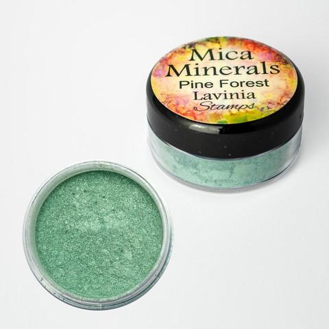 Lavinia Mica Minerals -jauhe, sävy Pine Forest