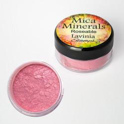 Lavinia Mica Minerals -jauhe, sävy Roseable