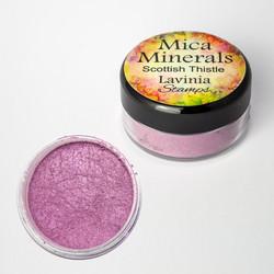Lavinia Mica Minerals -jauhe, sävy Scottish Thistle