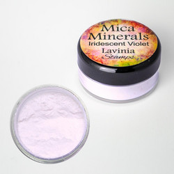 Lavinia Mica Minerals -jauhe, sävy Iridescent Violet