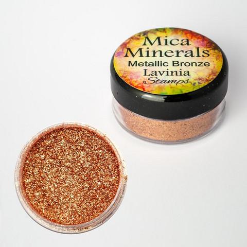 Lavinia Mica Minerals -jauhe, sävy Metallic Bronze