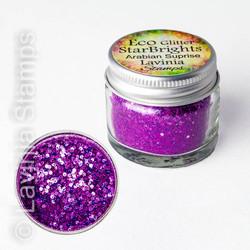 Lavinia StarBrights Eco Glitter -jauhe, sävy Arabian Surprise