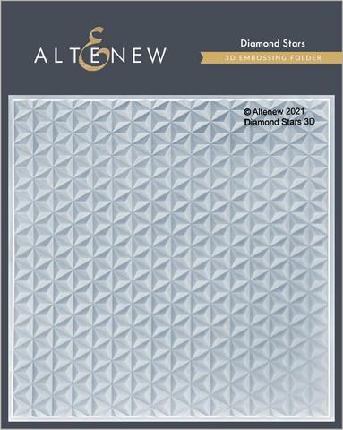 Altenew 3D kohokuviointikansio Diamond Stars
