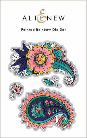 Altenew Painted Rainbow -stanssi