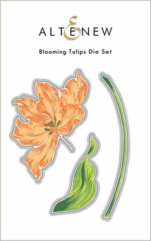 Altenew  Blooming Tulips -stanssi