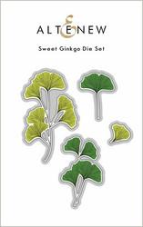 Altenew Sweet Ginkgo -stanssi