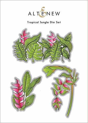 Altenew Tropical Jungle -stanssi
