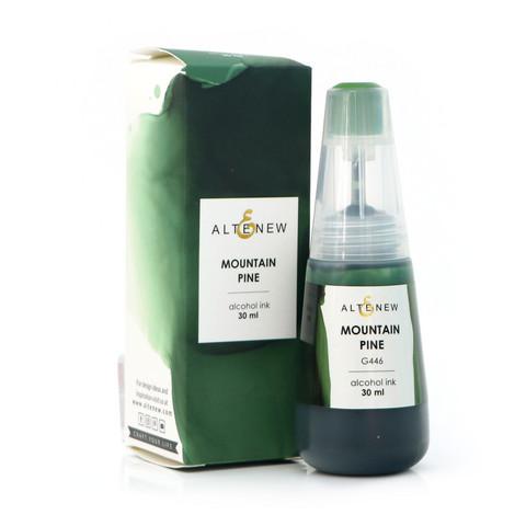 Altenew Alcohol Ink -muste, sävy Mountain Pine