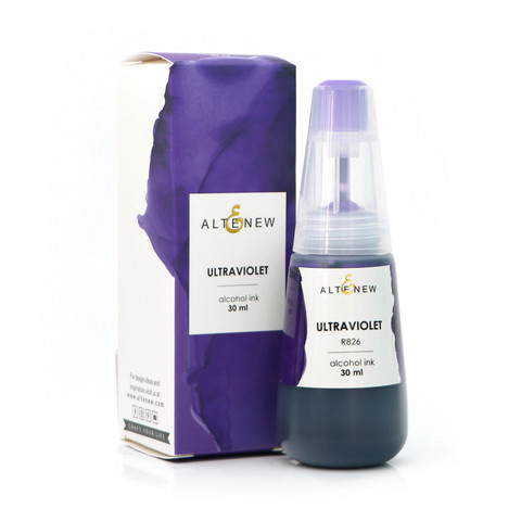 Altenew Alcohol Ink -muste, sävy Ultraviolet