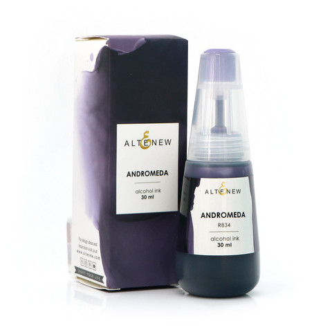 Altenew Alcohol Ink -muste, sävy Andromeda