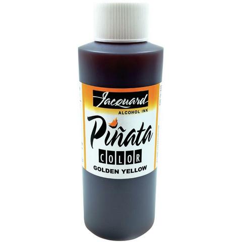 Jacquard Pinata alkoholimuste, sävy Golden Yellow, 118 ml