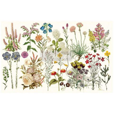 Prima Re-Design Tissue -paperi Wild Herbs