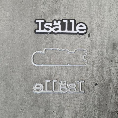 Stanssi Isälle (korttipaja.fi)