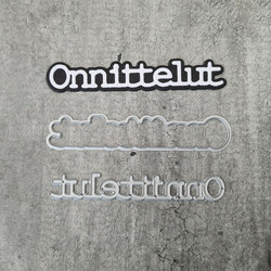 Stanssi Onnittelut (korttipaja.fi)