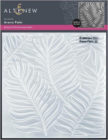 Altenew 3D kohokuviointikansio Areca Palm
