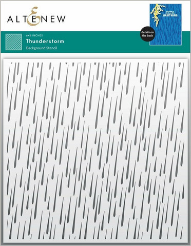 Altenew Thunderstorm -sapluuna