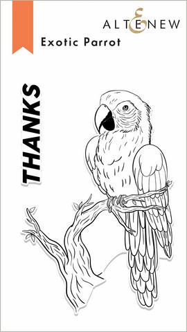 Altenew Exotic Parrot -leimasinsetti