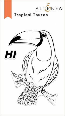 Altenew Tropical Toucan -leimasinsetti