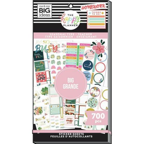 Mambi Happy Planner Value Pack -tarrapakkaus Seasonal Type