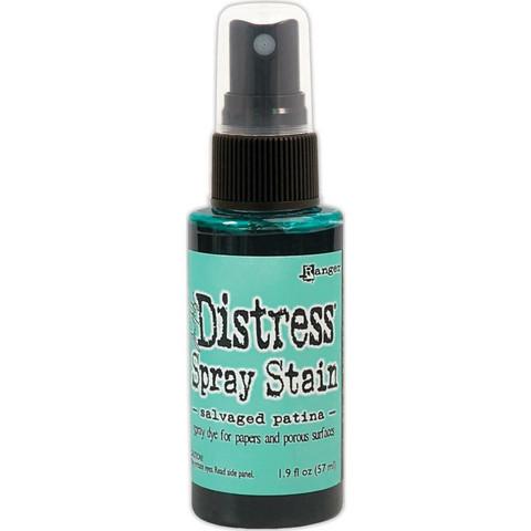 Distress Spray Stain -suihke, sävy Salvaged Patina