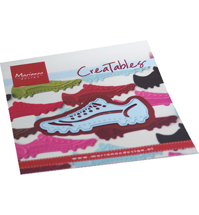 Marianne Design stanssi Soccer Shoe