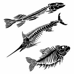 Crafter's Workshop sapluuna Fish Fossils