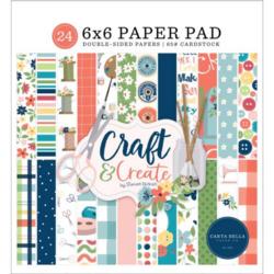 Echo Park Craft & Create -paperipakkaus