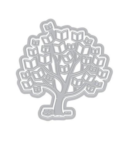 Hero Arts stanssi Tree of Knowledge