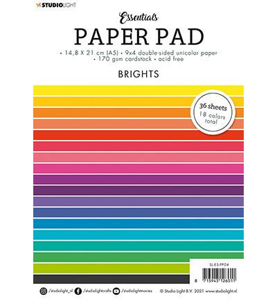 Studio Light paperikko Brights, A5