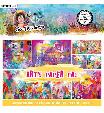 Studio Light paperipakkaus Art By Marlene So-Fish-Ticated