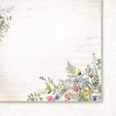 Paper Heaven skräppipaperi Love Notes 06