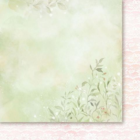 Paper Heaven skräppipaperi Rose Wine 02