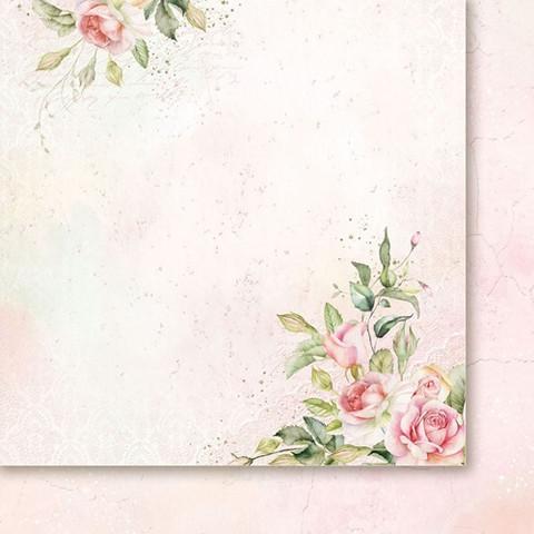 Paper Heaven skräppipaperi Rose Wine 04
